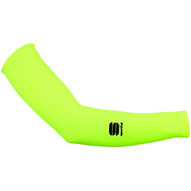 Sportful Thermodrytex Arm Warmers yellow fluo